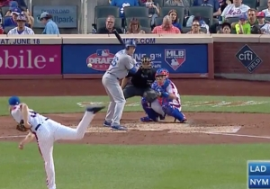 Chase Utley Made The Mets Pay Dearly After They Threw Behind Him