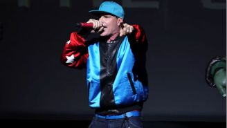 Watch Vanilla Ice And The Original Turtles Crash The 'Teenage Mutant Ninja Turtles 2' Premiere
