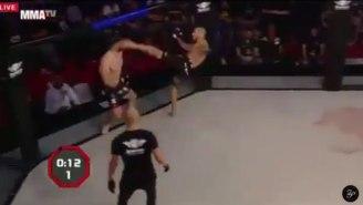 Watch Several UFC Veterans Get Finished In Brutal Fashion At Venator FC 3