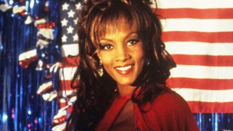 Vivica Fox reveals the pervy truth behind her 'Independence Day' co-star Boomer
