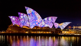 These Pictures From Vivid Sydney Give Us Even More Inspiration To Travel Down Under