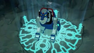Here's that 'Voltron' reboot from the 'The Legend of Korra' folks you didn't know you wanted
