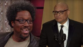 W. Kamau Bell, A New CNN Employee, Didn't Appreciate Larry Wilmore's CNN Jokes