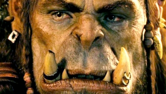 Review: High-fantasy 'Warcraft' can't shake game-to-movie adaptation problems