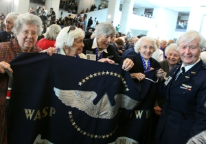 Female World War 2 Pilots Can Now Be Buried At Arlington National Cemetery