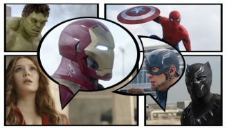 Weekend Conversation: Which Marvel Character Do You Want To Be When You Grow Up?