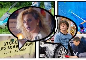 Weekend Conversation: What's Your Worst Summer Job?