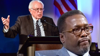 'The Wire' Star Wendell Pierce Was Arrested After Allegedly Attacking Bernie Sanders Supporters