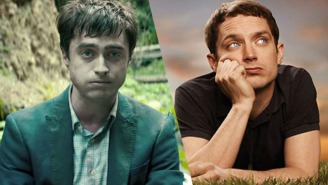 Here Is Proof That Elijah Wood And Daniel Radcliffe Are The Same Wide-Eyed Acting Dynamo