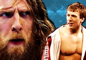 Rising Dragon: What You Don't Know About The Underdog Life And Career Of Daniel Bryan