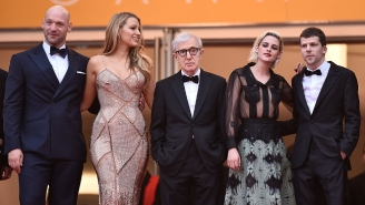 Woody Allen Won't Talk About Ronan Farrow, But He's Totally Fine With Rape Jokes