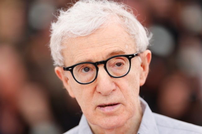 woody allen cannes