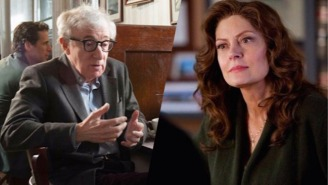Susan Sarandon Has No Kind Words For Woody Allen
