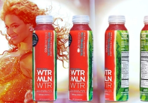 Beyonce Is Getting Into The Ugly Fruit Game With Her New Watermelon Water