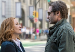 David Duchovny And Gillian Anderson Officially Return To 'The X-Files' (Via An Audiobook)