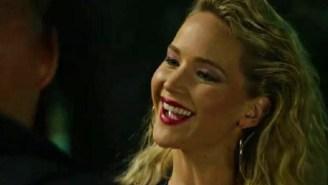 Jennifer Lawrence Shared A Nightcrawler Clip From 'X-Men: Apocalypse'