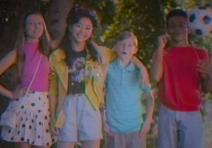 Jubilee Welcomes New Students To Xavier's School For Gifted Youngsters In An '80s Tinged Commercial