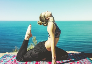 The Coolest Places To Practice Yoga Around The Globe This Summer