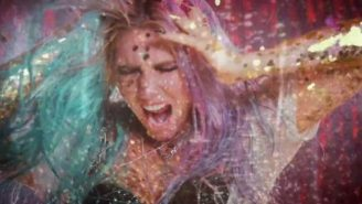 Kesha Crushes A Body Shame Goon And Shows Them The 'Magical Imperfect' Butt They Can Kiss