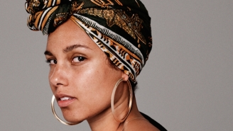 Alicia Keys Quit Wearing Makeup For A Really Great Reason