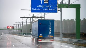 Sweden Opens Its First Electric Highway