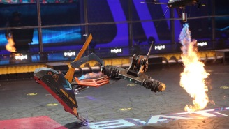 'BattleBots': Show EP promises projectiles, fire-breathing drones in Season 2