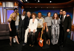 Watch the New and Old Casts of 'Ghostbusters' Hang Out
