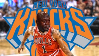 The Internet Went On Tilt After Hearing Derrick Rose Is Now A New York Knick