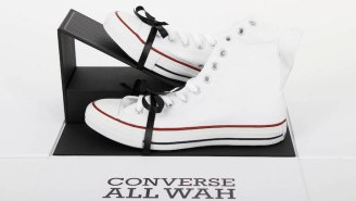 Converse Are Creating Shoes With Guitar Pedals Built In To Them