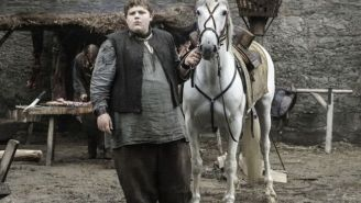 'Game of Thrones': Hodor actor writes song about Hodor