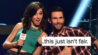 Adam Levine Reacts To The Death Of His Former 'The Voice' Mentee Christina Grimmie