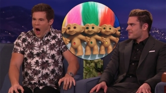 Adam DeVine Has No Confidence In His Looks When Compared To Zac Efron