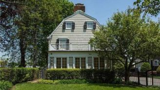 The House From 'The Amityville Horror' Is Up For Sale If You're Crazy Enough To Want To Purchase It