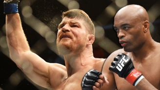 Anderson Silva Is The Latest Middleweight To Call Out Michael Bisping For A Title Shot
