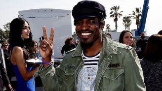 We Have A New Andre 3000 Sighting On $ilk Money's 'Decemba'