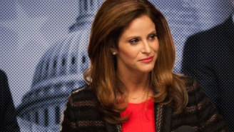 Andrea Savage On Her Character's Big Surprise In 'Veep' And Breaking The Mold Of The Sitcom Mom