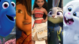 'Zootopia' is king of the box office jungle. Can any 2016 animated movie take its crown?