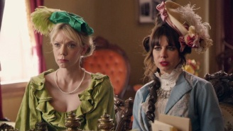 What's On Tonight: 'Another Period' Is Back And So Is 'Comedians In Cars Getting Coffee'