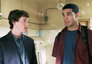 Drake Paid A Simple And Sweet Tribute To Anton Yelchin