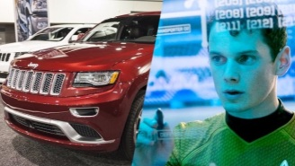 Anton Yelchin's Death Inspires A $5 Million Class-Action Lawsuit Against Fiat Chrysler