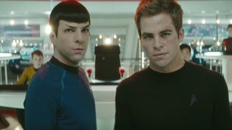 Zachary Quinto Dampens The Hopes Of Seeing That Quentin Tarantino 'Star Trek' Any Time Soon