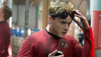 How Anton Yelchin Launched 'Star Trek's Most Difficult Character Into The Stars