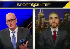 Ariel Helwani Discusses Kimbo Slice And The Lifting Of His Lifetime Ban On 'SportsCenter'