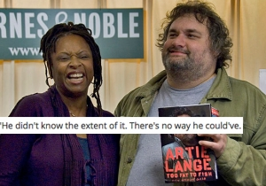 Artie Lange Candidly Talks About His Falling Out With Howard Stern