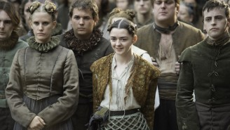 Okay, 'Game Of Thrones,' But When Did Arya Learn How To Bake A Pie?