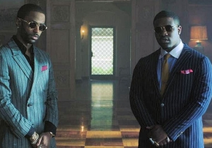 A$AP Ferg And Big Sean Get Dapper For The 'World Is Mine' Video