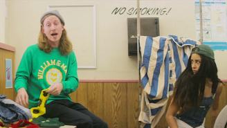 Join Asher Roth, Michael Christmas And Larry June For 'Laundry' Day In Their New Video