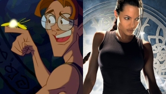 15 years ago today: 'Atlantis: The Lost Empire' and 'Lara Croft: Tomb Raider' premiered