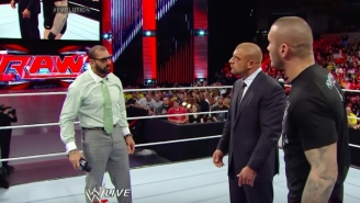 Triple H And Stephanie McMahon Nixed Batista's Return At SummerSlam 2014 For A Hilarious And Crazy Reason