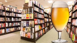 Barnes And Noble Plans to Use Booze to Lure Us Back from Amazon